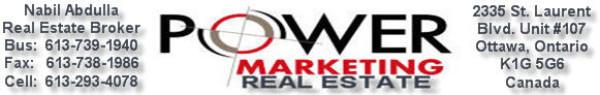 Power Marketing Real Estate